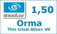 Orma Thin Crizal Alize+ UV