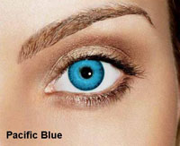 FreshLook Dimensions Pacific Blue (2 линзы)
