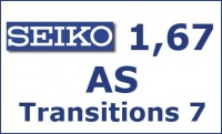 Seiko AS 1,67 Transitions 7