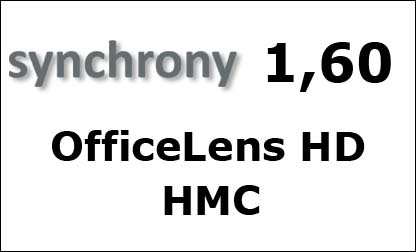 Synchrony OfficeLens HD 1.6 HMC