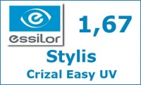 Stylis Crizal Easy UV