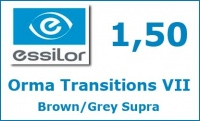 Orma Transitions VII Brown/Grey Supra